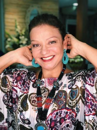 d412c1401f9 A compositora e cantora Mônica San Galo fará participação especial no tão  esperado filme Maracangalha