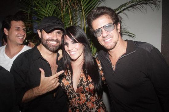 ... no Rio de Janeiro o tão esperado lançamento do projeto TFRF capitaneado  pelo líder da banda Jammil 9529477f66292