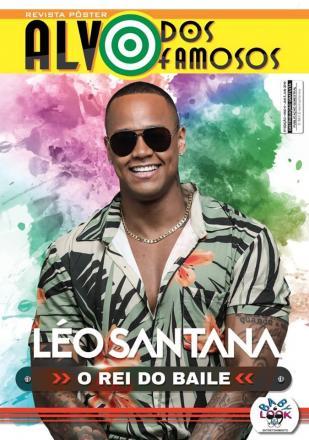 4819c08e9e Oitava edição do mês de janeiro da Revista baiana Alvo dos Famosos traz o