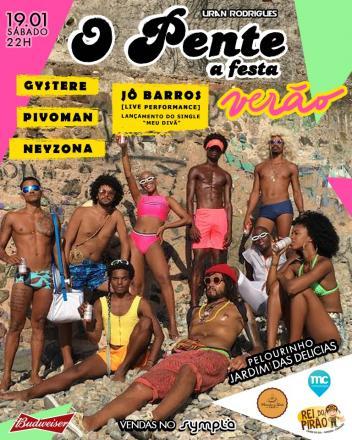 983415926 O ano começou fervendo e mostrando que o Verão é na Bahia! Para animar  ainda mais a estação